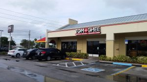 Tom + Chee grilled cheese restaurant in St. Petersburg